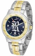 Rice Owls Competitor Two-Tone AnoChrome Men's Watch