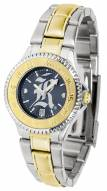 Rice Owls Competitor Two-Tone AnoChrome Women's Watch