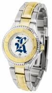 Rice Owls Competitor Two-Tone Women's Watch