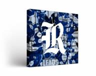 Rice Owls Fight Song Canvas Wall Art
