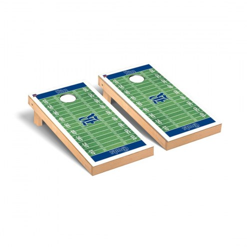 Rice Owls Football Field Cornhole Game Set
