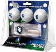 Rice Owls Golf Ball Gift Pack with Kool Tool