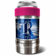 Rice Owls Pink 12 oz. Locker Vacuum Insulated Can Holder