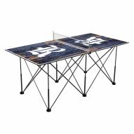 Rice Owls Pop Up 6' Ping Pong Table