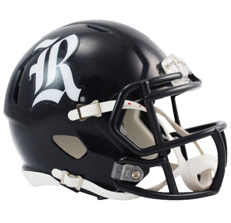 Rice Owls Riddell Speed Mini Collectible Football Helmet