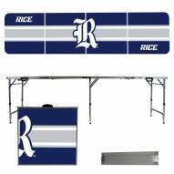 Rice Owls Victory Folding Tailgate Table