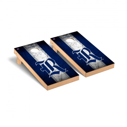 Rice Owls Vintage Cornhole Game Set