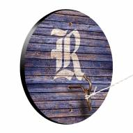 Rice Owls Weathered Design Hook & Ring Game