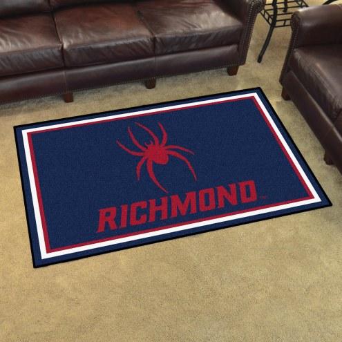 Richmond Spiders 4' x 6' Area Rug