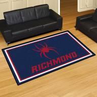 Richmond Spiders 5' x 8' Area Rug