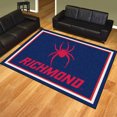 Richmond Spiders 8' x 10' Area Rug