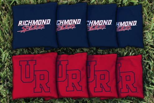 Richmond Spiders Cornhole Bag Set