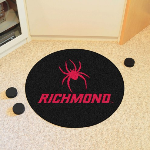 Richmond Spiders Hockey Puck Mat