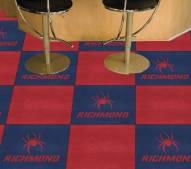 Richmond Spiders Team Carpet Tiles
