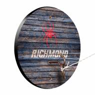 Richmond Spiders Weathered Design Hook & Ring Game