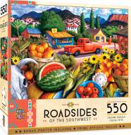 Roadsides of the Southwest Summer Fresh 550 Piece Puzzle