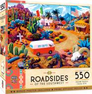 Roadsides of the Southwest Touring Time 550 Piece Puzzle