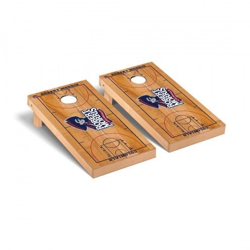 Robert Morris Colonials Basketball Cornhole Game Set