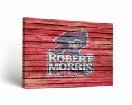 Robert Morris Colonials Weathered Canvas Wall Art