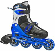 Roller Derby Cobra Boys' Adjustable Inline Skates