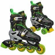Roller Derby Flux Boys' Inline/Roller Combo Skates