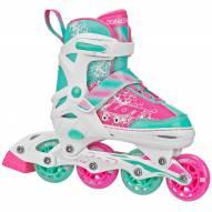 Roller Derby Ion 7.2 Adjustable Girls' Inline Skates