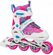 Roller Derby ION 7.2 Girls Adjustable Inline Skates