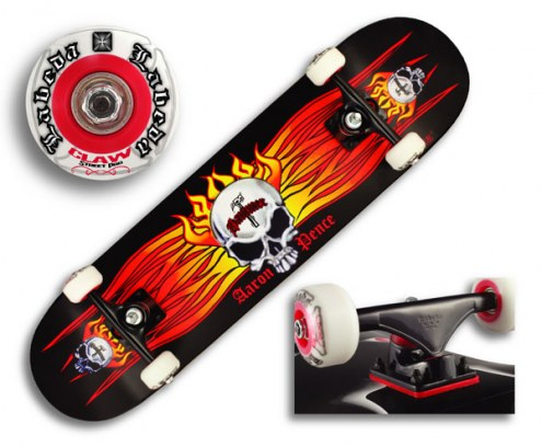 Roller Derby Labeda Pro Series Aaron Pence Skateboard