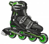 Roller Derby V-Tech 500 Boys' Adjustable Inline Skates - Size 6-9