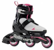 Rollerblade Girl's Microblade Free 3WD Inline Skates