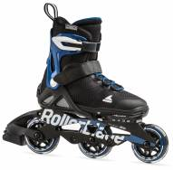 Rollerblade Kids' Microblade ALU 3WD Adjustable Inline Skates
