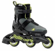 Rollerblade Kid's Microblade Free 3WD Inline Skates - SCUFFED