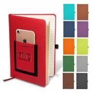 Roma Custom Journal with Phone Pocket