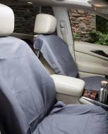 Run's Done Car Seat Cover