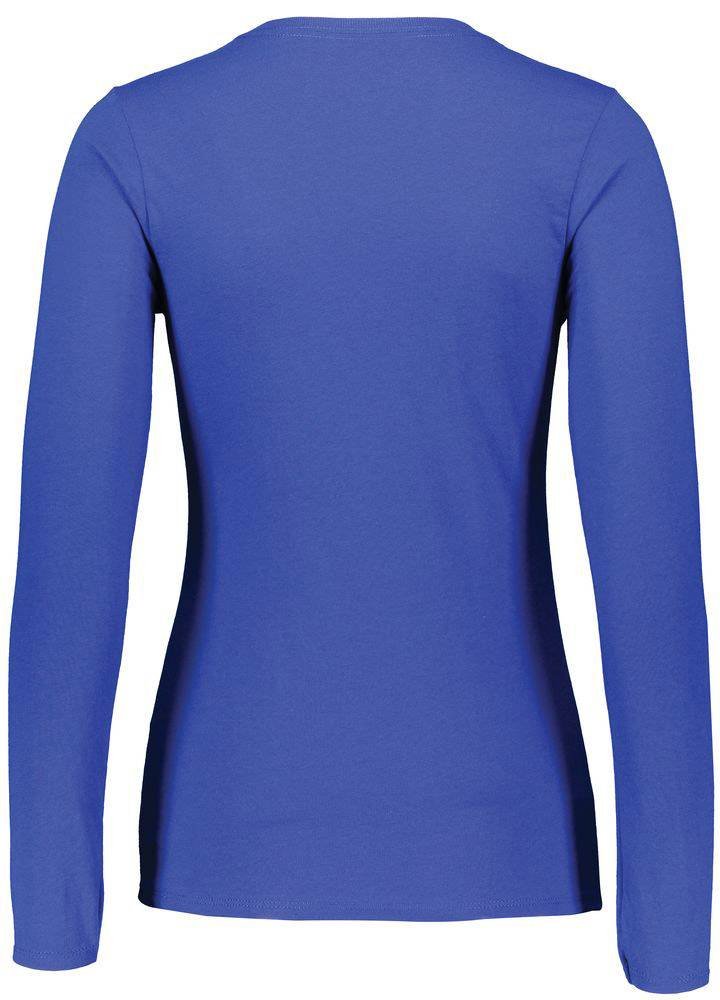 Russell Athletic Damen Essential Long Sleeve Tee T-Shirt