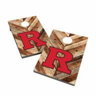 Rutgers Scarlet Knights 2' x 3' Cornhole Bag Toss