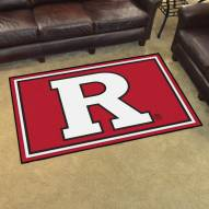 Rutgers Scarlet Knights 4' x 6' Area Rug