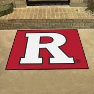 Rutgers Scarlet Knights All-Star Mat