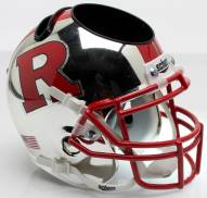 Rutgers Scarlet Knights Alternate 6 Schutt Football Helmet Desk Caddy