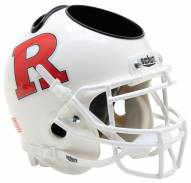 Rutgers Scarlet Knights Alternate 9 Schutt Football Helmet Desk Caddy