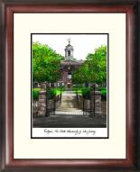 Rutgers Scarlet Knights Alumnus Framed Lithograph