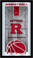 Rutgers Scarlet Knights Basketball Mirror