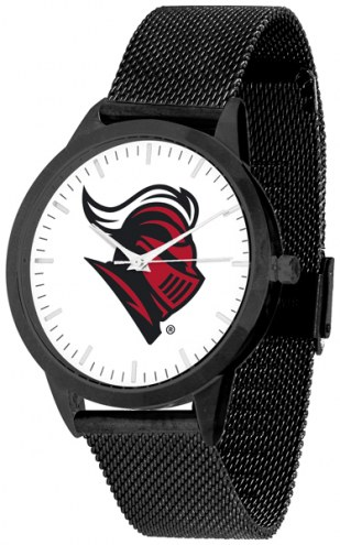 Rutgers Scarlet Knights Black Mesh Statement Watch