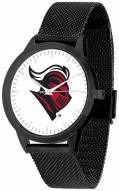 Rutgers Scarlet Knights Black Mesh Statement Watch