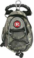 Rutgers Scarlet Knights Camo Mini Day Pack