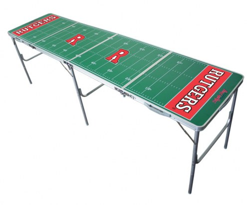 Rutgers Scarlet Knights College Tailgate Table