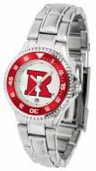 Rutgers Scarlet Knights Competitor Steel Women's Watch