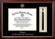 Rutgers Scarlet Knights Diploma Frame & Tassel Box