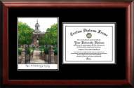 Rutgers Scarlet Knights Diplomate Diploma Frame