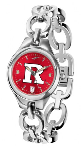 Rutgers Scarlet Knights Eclipse AnoChrome Women's Watch